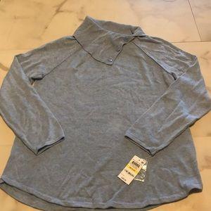Sweaters - Envelope neck sweater-brand new size medium